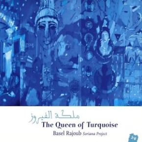 The Queen of Turquoise | Rajoub, Basel