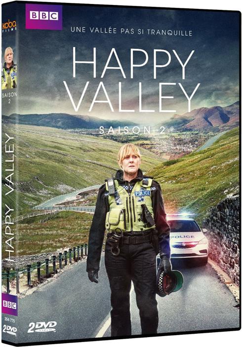 vignette de 'Happy valley -DVD- n° 2<br /> Happy Valley (Euros Lyn)'