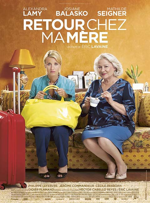 Retour chez ma mère. DVD / Eric Lavaine, réal. | Lavaine, Eric. Monteur. Scénariste