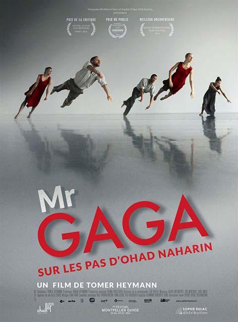 Mr Gaga, sur les pas de Ohad Naharin