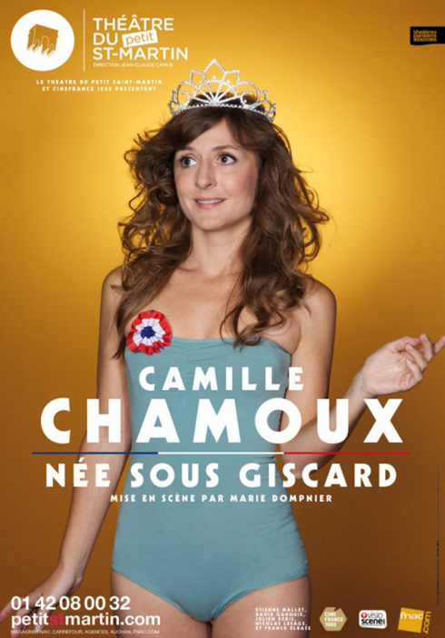 Camille Chamoux, née sous Giscard . DVD / Arnaud Emery, Marie Dompnier, réal.   