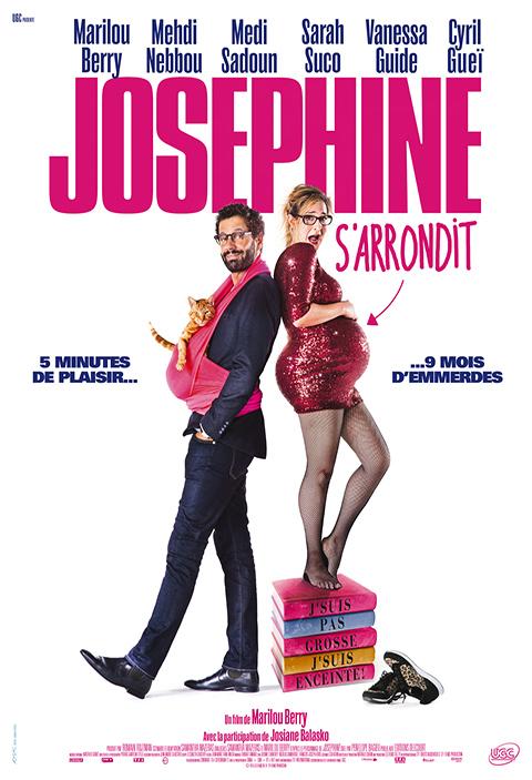 Joséphine s'arrondit | Berry, Marilou (1983-....). Metteur en scène ou réalisateur