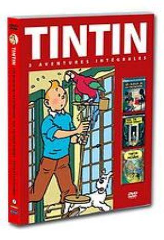 Tintin : 3 Aventures intégrales. Les Bijoux de la Castafiore. Vol 714 pour Sydney. Tintin et les Picaros. DVD. Volume 7 / Stéphane Bernasconi, réal.   Bernasconi, Stéphane. Monteur
