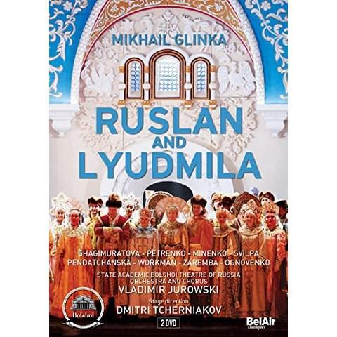 Ruslan et Ludmilla (Glinka) 604525
