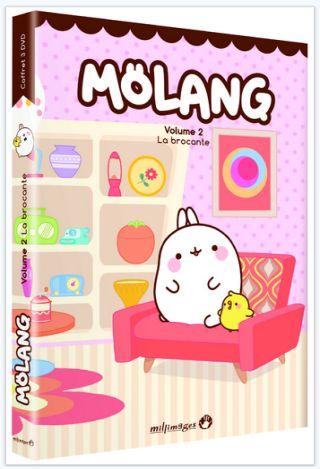 Mölang. Saison 1 - Volume 2, La brocante
