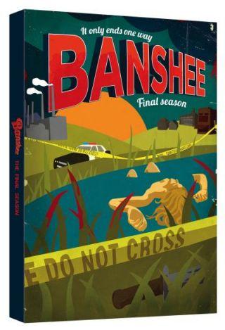 Banshee / Ole Christian Madsen, réal. ; Antony Starr, Ivana Milicevic, Rus Blackwell, Frankie Faison, act. |