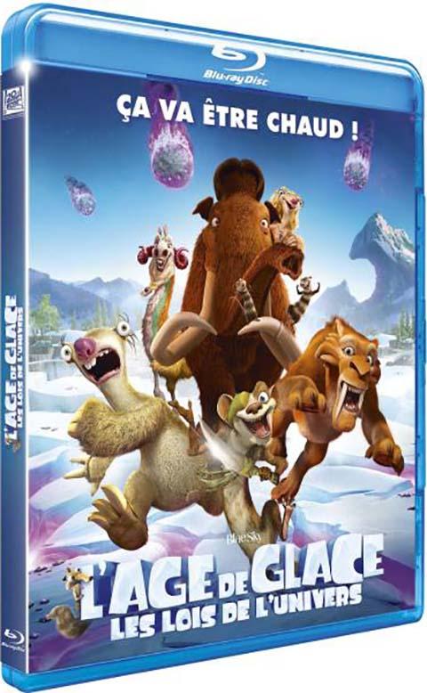 Age de glace 5 (L') : Les lois de l'univers = Ice Age: Collision Course |