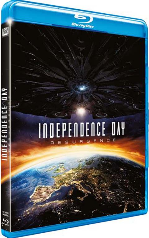 Independence Day - Resurgence = Independence Day: Resurgence |