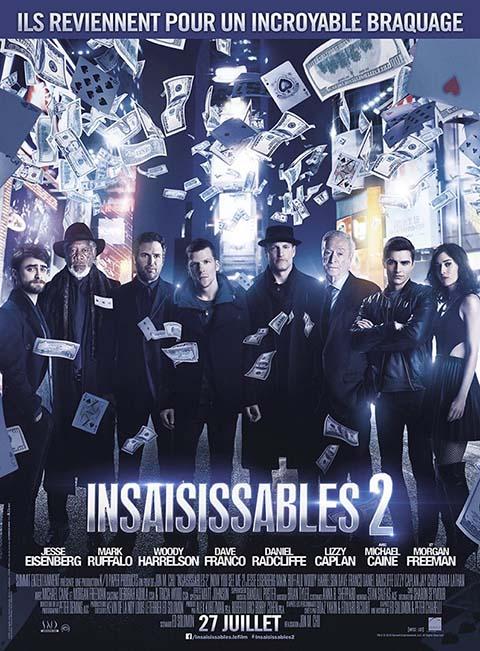 Insaisissables 2 = Now You See Me 2 | Chu, John, M.. Monteur