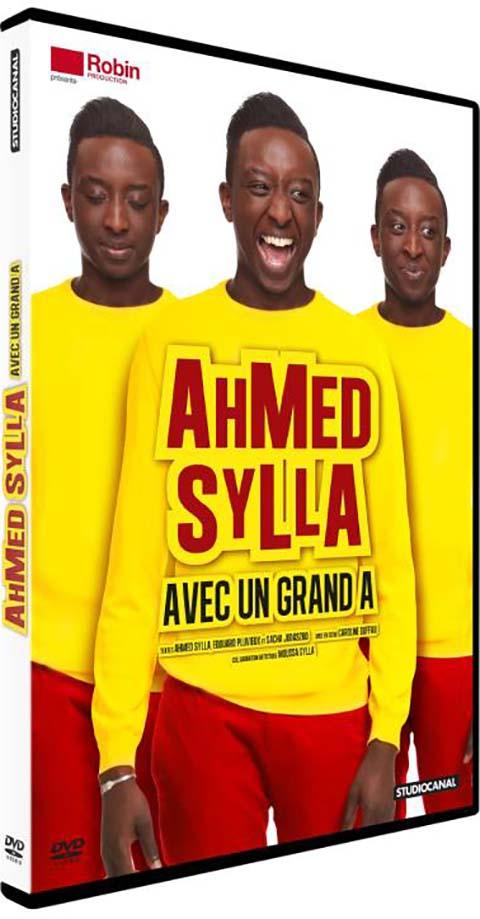 Ahmed Sylla - Avec un grand A . DVD / Ahmed Sylla, réal.   