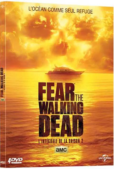 Fear the Walking Dead . Saison 2