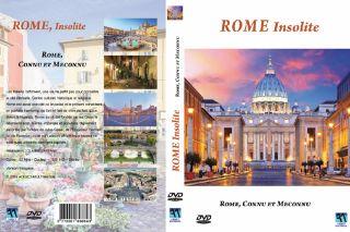 Rome insolite . DVD : Rome, connu et méconnu = Rome insolite / Claire Tartane, réal.    Tartane , Claire . Metteur en scène ou réalisateur