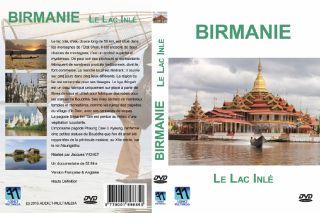 Birmanie : le lac Inlé |