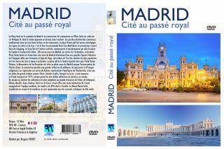 Madrid : Cité au Passé Royal . DVD / Jacques Vichet, réal.    Vichet , Jacques . Metteur en scène ou réalisateur