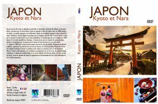 Japon : Kyoto et Nara | Vichet, Jacques. Monteur