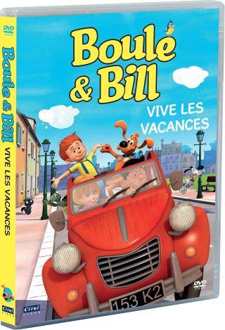 Boule & Bill 2. DVD. Vive les vacances ! / Francis Nielsen, réal. | Nielsen, Francis. Metteur en scène ou réalisateur
