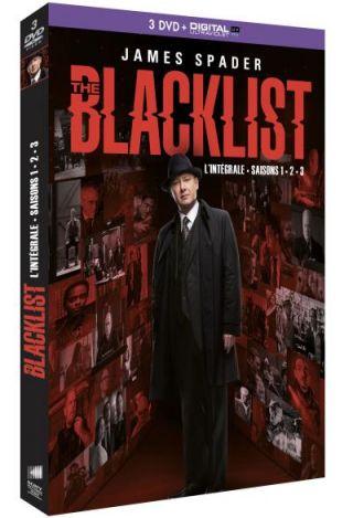 The Blacklist . intégrale de la saison 2