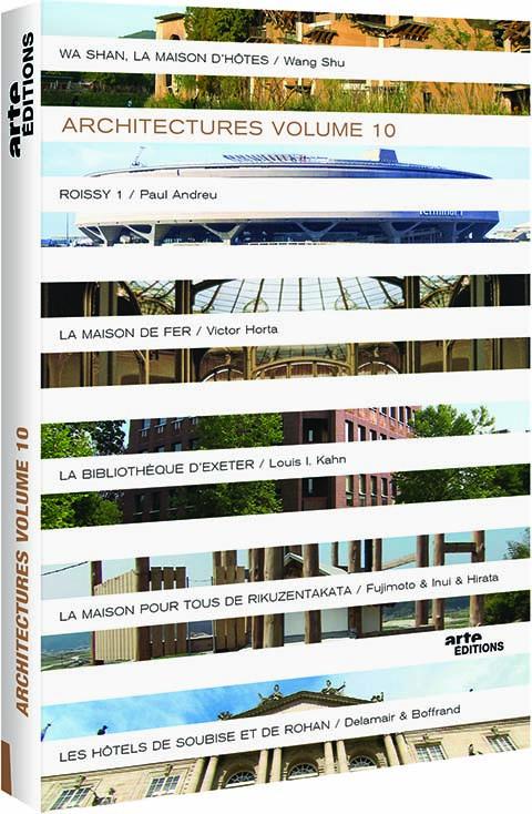 Architectures. Volume 10 | Copans, Richard. Metteur en scène ou réalisateur