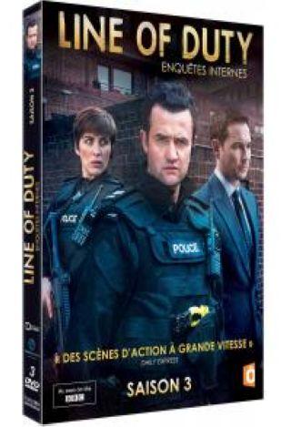 Line of Duty / Michael Keillor, John Strickland, réal. ; Martin Compston, Vicky McClure, Adrian Dunbar, Craig Parkinson, Neil Morrissey, act. |