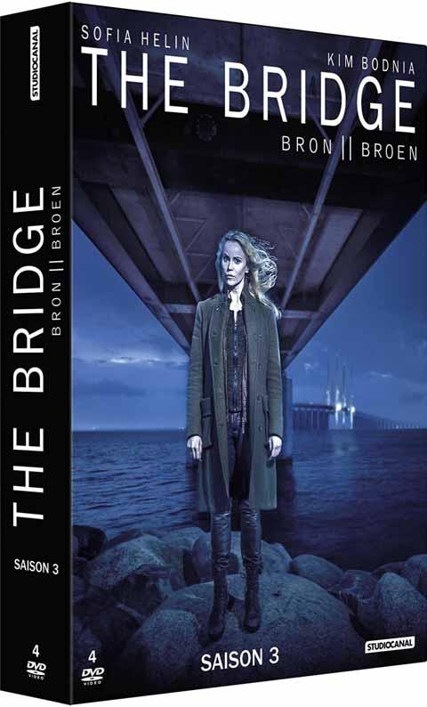 The Bridge / Rumle Hammerich, Henrik Georgsson, réal. ; Sofia Helin, Dag Malmberg, Rafael Pettersson, Sarah Boberg, act. |