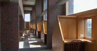 Architectures : La bibliothèque d'Exeter de Louis L. Kahn  
