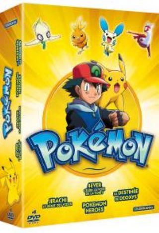 Pokémon - Les Héros - le Film. DVD / Kunihiko Yuyama, Jim Malone, Eric Stuart, réal.  | Yuyama, Kunihiko. Metteur en scène ou réalisateur