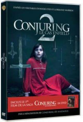 Conjuring 2 : le cas Enfield / James Wan, réal. ; Vera Farmiga, Patrick Wilson, act. |