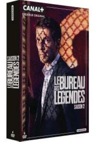 Bureau des légendes (Le), saison 2. Saison 2  