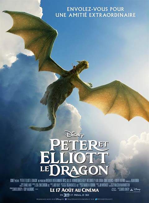 Peter et Elliott le dragon = Pete's Dragon |