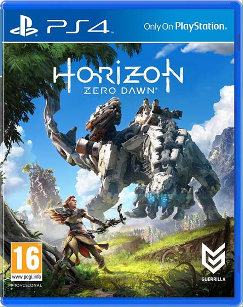 Horizon - Zero Dawn : jeu PS4 |