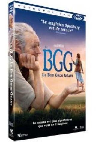 Bon Gros Géant (Le) : BGG | Spielberg, Steven (1946-....). Metteur en scène ou réalisateur
