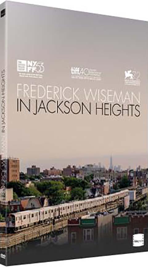In Jackson Heights | Wiseman, Frederick. Metteur en scène ou réalisateur