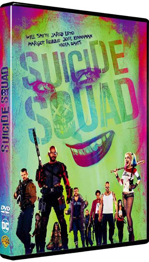 Suicide Squad / David Ayer, réal., scénario | Ayer, David. Monteur. Scénariste