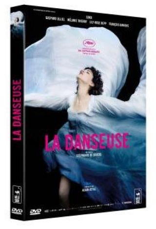La Danseuse. DVD / Stéphanie Di Giusto, réal.  
