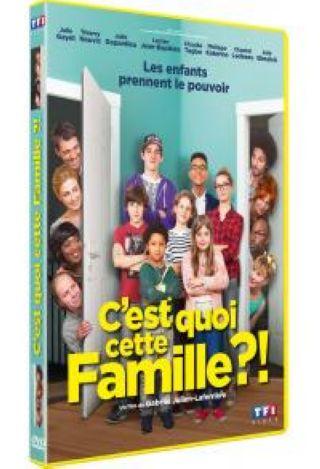 C'est quoi cette famille ?! | Julien-Laferrière, Gabriel (1968-). Metteur en scène ou réalisateur