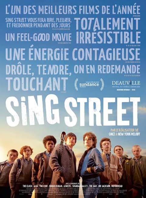Sing Street. DVD / John Carney, réal. | Carney, John. Monteur. Scénariste. Compositeur