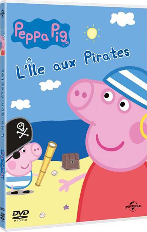 Peppa Pig. Volume 6, L'île aux pirates | Astley, Neville. Antécédent bibliographique