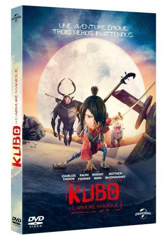 Kubo et l'Armure Magique = Kubo And The Two Strings | Knight, Travis (1973-). Metteur en scène ou réalisateur
