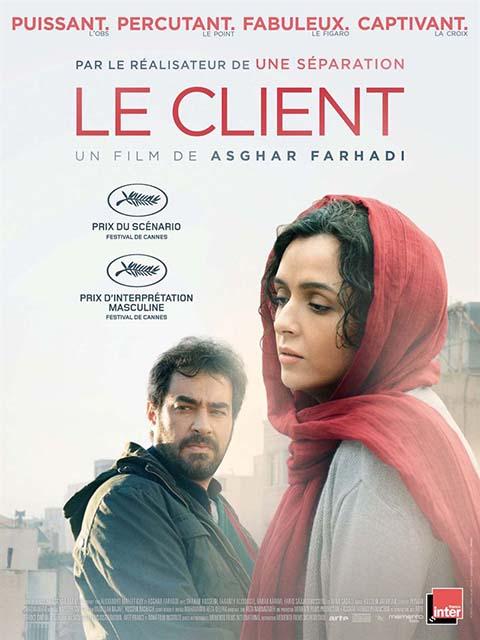 Client (Le) | Farhadi, Asghar (1972-....). Metteur en scène ou réalisateur