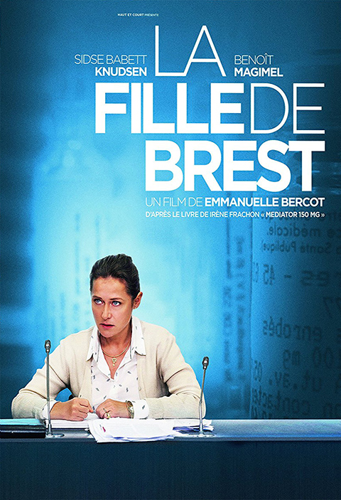 La Fille de Brest. DVD / Emmanuelle Bercot, réal. | Bercot, Emmanuelle. Monteur. Scénariste