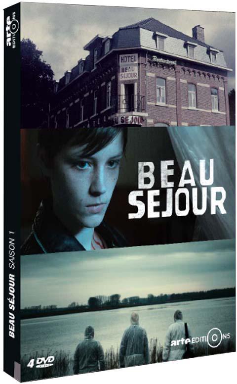 Beau Séjour | Basteyns, Nathalie. Auteur