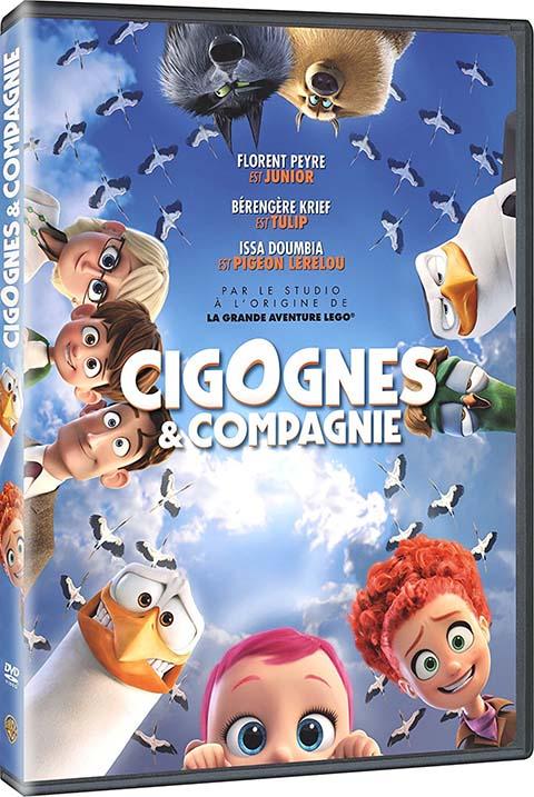 Cigognes & compagnie | Stoller, Nicholas (1976-....). Metteur en scène ou réalisateur