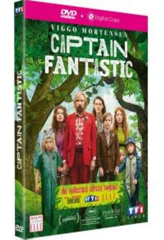 Captain Fantastic | Ross, Matt. Monteur