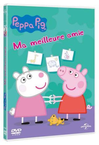 Peppa Pig. Volume 5, Ma Meilleure Amie = Peppa Pig | Astley, Neville. Antécédent bibliographique