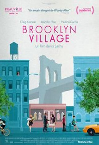 Brooklyn Village = Little men |