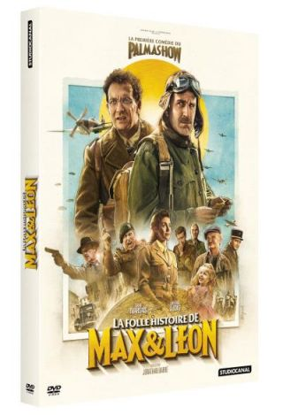 Folle Histoire de Max & Léon (La) = Folle Histoire de Max et Léon (La) | Barre, Jonathan. Metteur en scène ou réalisateur