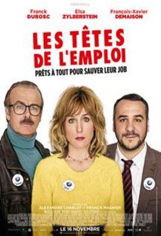 Les Têtes de l'emploi. DVD / Alexandre Charlot, Franck Magnier, réal. | Charlot, Alexandre (19..-....) - scénariste. Monteur. Scénariste