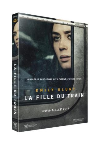 Fille du train (La) = The Girl On The Train |