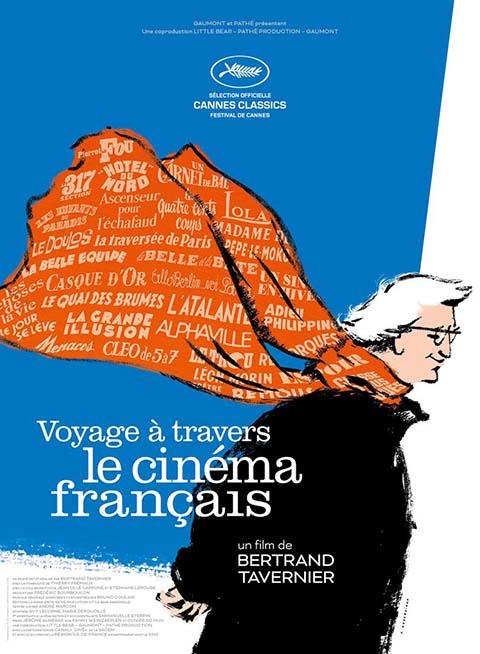 Voyage à travers le cinéma français / Bertrand Tavernier, réal.  | Tavernier, Bertrand. Interprète