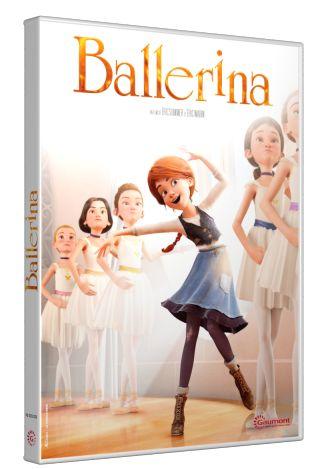 Ballerina. DVD / Eric Summer, Eric Warin, réal. | Summer, Eric. Monteur. Scénariste